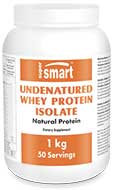 Undenatured Whey Protein Isolate 1kg