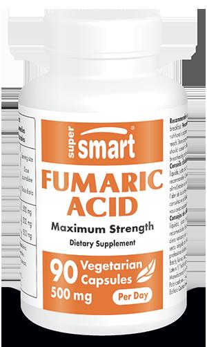 Fumaric Acid 500 mg