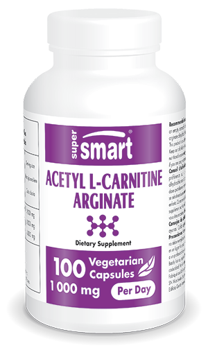 Acetyl L Carnitine Arginate 500 mg