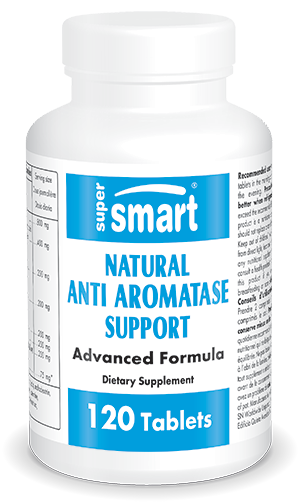 Natural Anti Aromatase Support Supplement