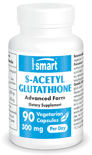 S-Acetyl Glutathione Supplement