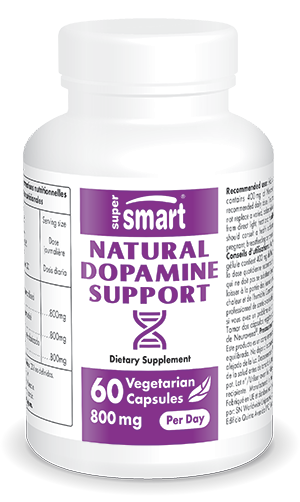Natural Dopamine Support 400 mg