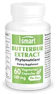 Butterbur Extract 50 mg