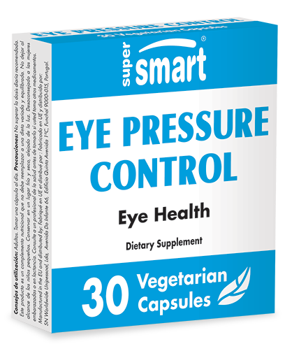 Eye Pressure Control Supplement