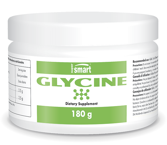 Glycine amino acid supplement